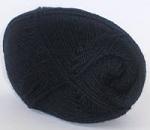 Merino Soft Black 4ply