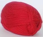Merino Soft Classic Red 4ply